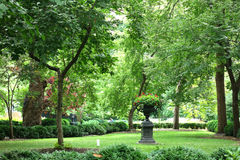 New York City Private Park royalty free stock photos