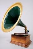 grammofon Arkivfoton