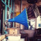 Grammofono Immagini Stock