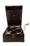 Grammofono dell'annata Immagine Stock Libera da Diritti