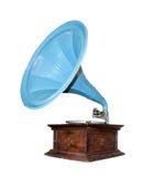 Grammofono dell'annata Fotografie Stock Libere da Diritti