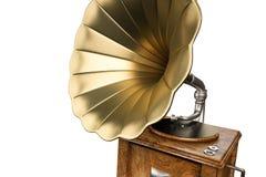 Grammofoon Stock Foto's