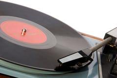 Grammofoonplaat Stock Afbeelding