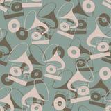 Grammofoons Royalty-vrije Stock Foto