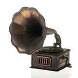 grammophone παλαιό στοκ εικόνες με δικαίωμα ελεύθερης χρήσης