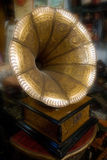 Grammophone Stock Photo