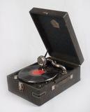 Grammophone d'annata Fotografie Stock