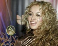 Grammy latin Celebra Nuestra Musica images libres de droits
