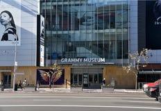 Grammy-Museum in Los Angeles lizenzfreie stockfotos