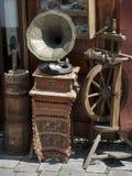 Gramofon Fotografia Stock