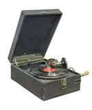 gramofon Obraz Royalty Free