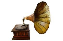 gramofon Fotografia Royalty Free
