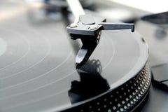 gramofon się blisko Obrazy Royalty Free