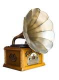 Gramofone Foto de Stock