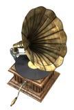 Gramofone ilustração do vetor