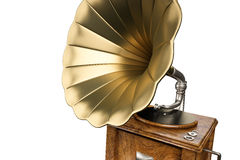 Gramofone Fotos de Stock