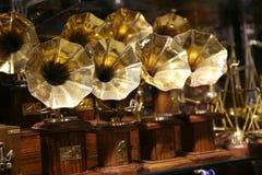 Gramofone Imagem de Stock Royalty Free