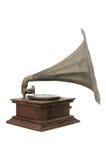 Gramofone do vintage Foto de Stock