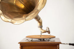 Gramofone do vintage Imagem de Stock