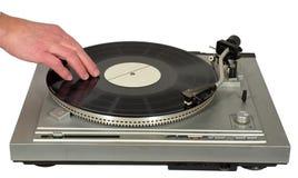gramofonowy rocznik Zdjęcie Stock