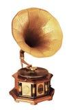 gramophone αναδρομικό Στοκ φωτογραφία με δικαίωμα ελεύθερης χρήσης
