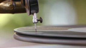 Gramophone βελόνα φιλμ μικρού μήκους