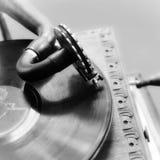 gramophone μίμησης εκλεκτής ποιότητας wtercolor απεικόνισης Στοκ εικόνα με δικαίωμα ελεύθερης χρήσης