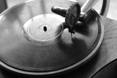 gramophone μίμησης εκλεκτής ποιότητας wtercolor απεικόνισης Στοκ εικόνες με δικαίωμα ελεύθερης χρήσης