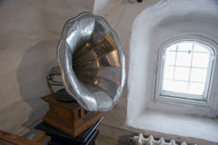 gramophone μίμησης εκλεκτής ποιότητας wtercolor απεικόνισης Στοκ Φωτογραφίες