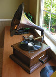 Gramophone Royalty Free Stock Photos