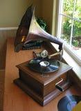 gramophone Στοκ φωτογραφίες με δικαίωμα ελεύθερης χρήσης