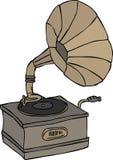Gramophone στοκ φωτογραφία