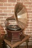 gramophone Στοκ εικόνα με δικαίωμα ελεύθερης χρήσης