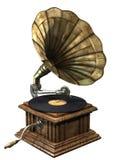 Gramophone Royalty Free Stock Photos