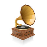Gramophone Royalty Free Stock Image