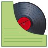 Gramophone disk Stock Photo