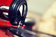 Gramophone needle Stock Photography