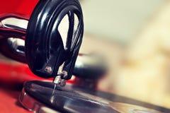 Gramophone needle Stock Photography