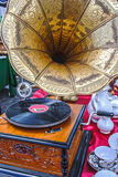 Gramophone 1 Stock Photography