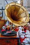 Gramophone 2 Royalty Free Stock Photo
