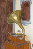 Gramophone. Royalty Free Stock Images