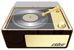 Gramophone, phonograph Stock Photography