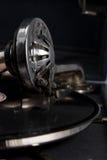 Gramophone playback head Royalty Free Stock Image