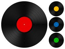 Gramophone record Royalty Free Stock Image