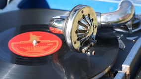 Gramophone Royalty Free Stock Photo