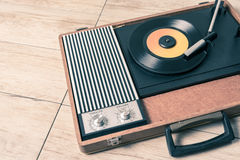 Gramophone vintage Royalty Free Stock Photos