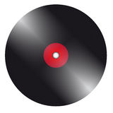Gramophone vinyl record Royalty Free Stock Photography