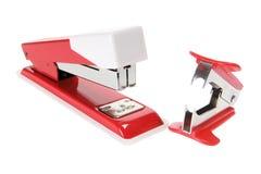 Grampeador e removedor do grampo Foto de Stock Royalty Free
