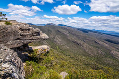 Grampian crocodile lookout Royalty Free Stock Images