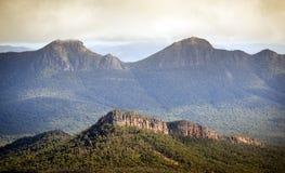 Grampians Australien Fotografering för Bildbyråer